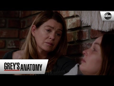 Meredith Is There For Jo - Grey's Anatomy Season 15 Episode 24