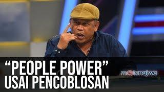 "Video Laga Usai Pilpres: ""People Power"" Usai Pencoblosan (Part 4) | Mata Najwa MP3, 3GP, MP4, WEBM, AVI, FLV Juli 2019"