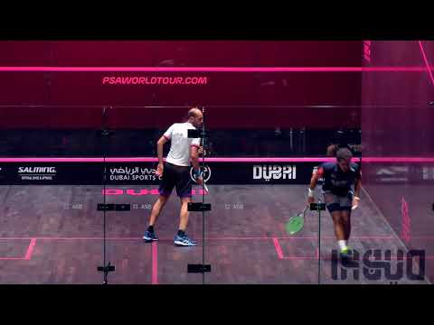 Squash coaching: Learn how to generate power!