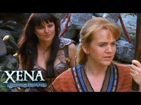 Gabrielle Abandons Xena   Xena: Warrior Princess