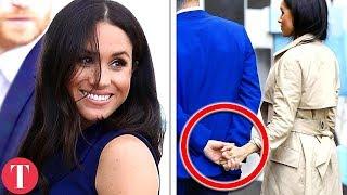 Video Decoding Meghan Markle And Prince Harry's Body Language After Pregnancy MP3, 3GP, MP4, WEBM, AVI, FLV April 2019