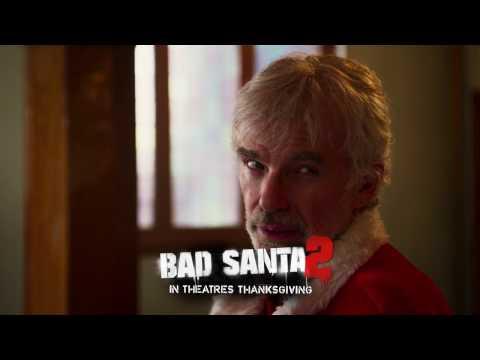 Bad Santa 2 (TV Spot 'Dirty Santa')