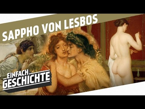 Liebe auf Lesbos - Die Poetin Sappho l GESCHICHTE DES SEX