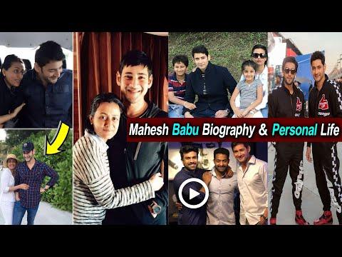 Mahesh babu biography   Mahesh Babu Songs, Mahesh babu new movie
