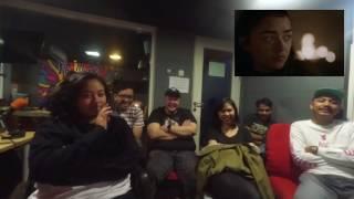 Just us Indonesian reacts watching episode 7 episode 1 Dragonstone L-R : Genus, Ridha, Arga, Nindi, Jimbo, Panji.