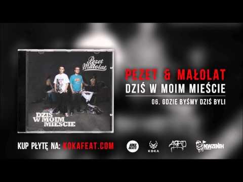 Tekst piosenki Pezet - Małolat po polsku
