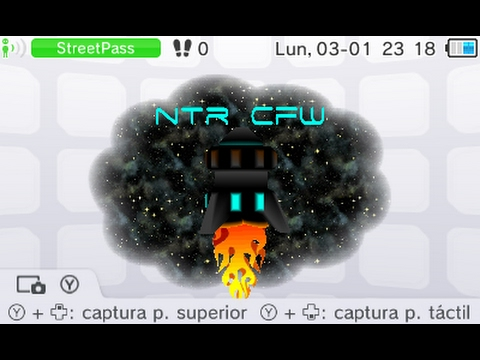 How to Install NTR CFW  ( 3DS/2DS/N3DS) (видео)