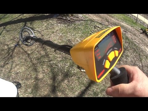 Garrett Ace 150 Metal Detector In Depth Test