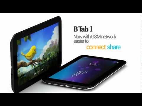 B Tab 1 Video