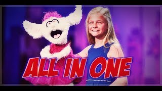 Video Darci Lynne - Winner of America's got Talent 2017 - All Performances +Judges Commentaries MP3, 3GP, MP4, WEBM, AVI, FLV Januari 2019