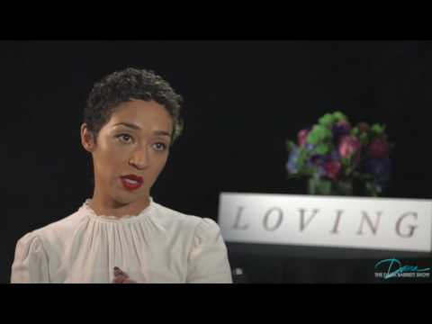 The Dana Barrett Show: Interview with Ruth Negga