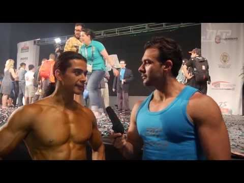 Entrevista IFBB Pro Julian Gonzalez -Yakko-
