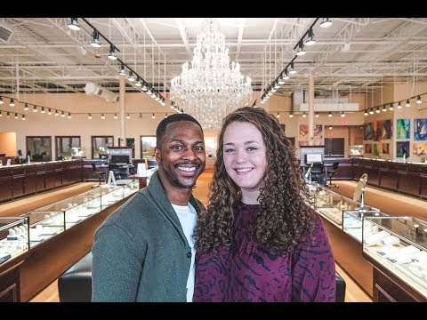 Young Raleigh Couple Find Their Dream Engagement Rings