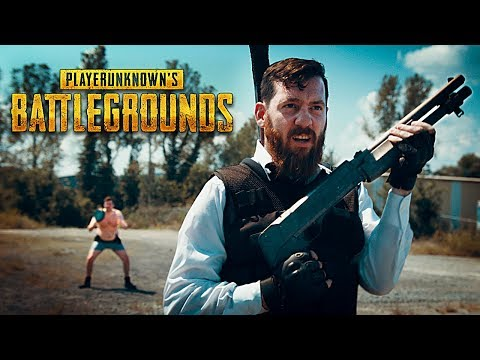 PlayerUnknown's Battlegrounds: THE ZONE