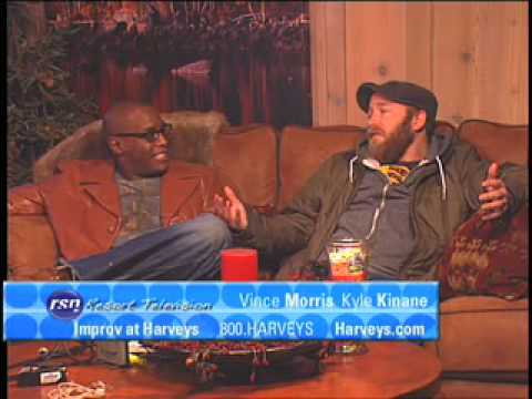 Vince Morris & Kyle Kinane on Howie's Late Night Rush