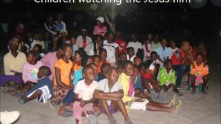 Parkville Family Church of the Nazarene mission trip to Vilankulos in July 2015. We showed the Jesus film, trained leaders on...