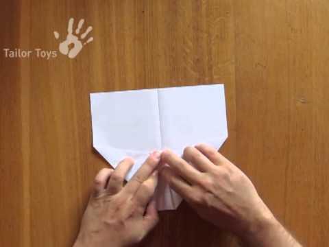 Ovládejte papírovou vlaštovku smartphonem