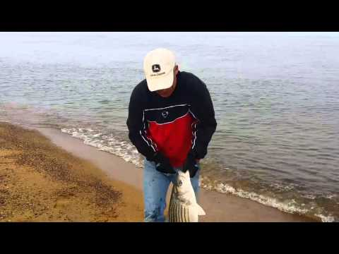Opening Day Striped Bass season – Sandy Point State Park, MD