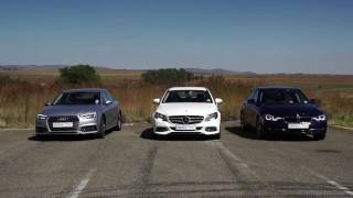 Download Lagu Episode 354 - Comparison: Audi A4 vs Mercedes-Benz C180 vs BMW 318i Mp3