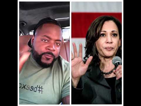 Kamala Harris just dropped out and I'm confused 😕