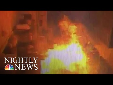 Lawsuits Allege Injuries From Exploding Cans Of Cooking Spray | NBC Nightly News