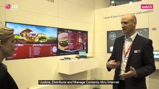 [ISE2015]LG Booth_webOS
