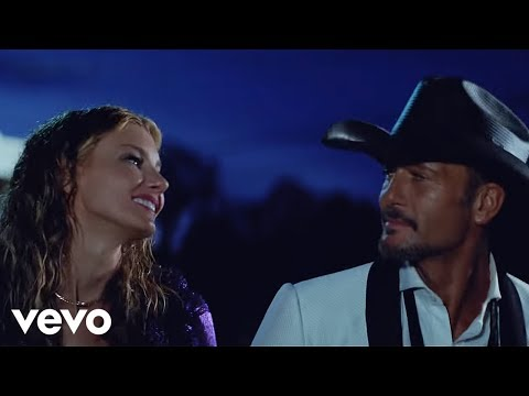 Tim McGraw and Faith Hill – The Rest of Our Life