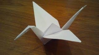Video How To Make a Paper Crane - Origami MP3, 3GP, MP4, WEBM, AVI, FLV Mei 2017