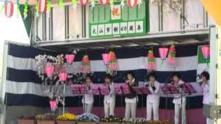 羽黒の桜まつり6・オカリナ演奏・オカリナゆう