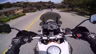 4. Demo Ride - 2015 KTM 1190 Adventure R
