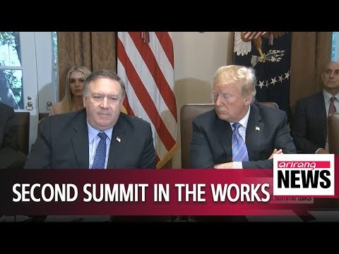 Mike Pompeo hopes for second U.S-N. Korea summit before too long