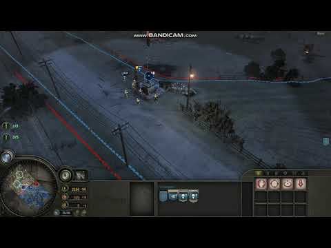 Company of Heroes Mission 2 Vierville Part 4