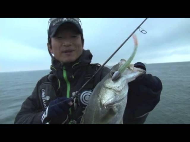 SALTWATER DVD『泉 裕文 シーバスノート The Live 第四章』サンプル 2/3