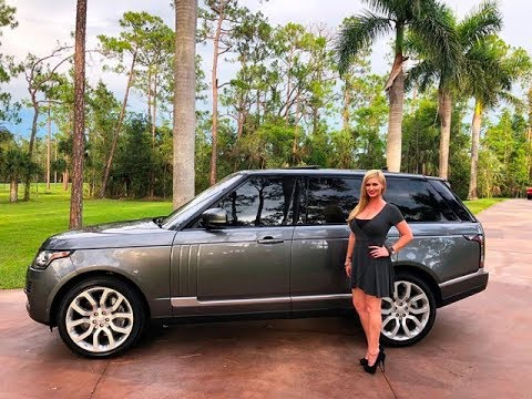 SOLD! : 2016 Range Rover Supercharged - Review w/MaryAnn @AutoHausNaples