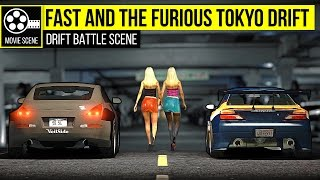 Nonton Grand Theft Auto 5 - Tokyo Drift: Nissan Silvia S15 vs Nissan 350z (Garage Scene) Film Subtitle Indonesia Streaming Movie Download