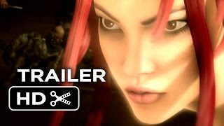 Heavenly Sword Official Trailer  2014  Anna Torv  Alfred Molina Fantasy Animation Movie Hd
