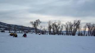 10. 2010 Ski doo 1200 exp se
