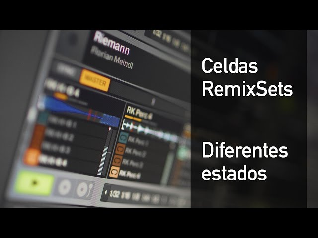 Celdas de los remixdecks