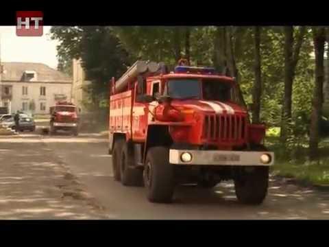 В Новгородской центральной городской клинической больнице прошли учения