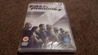 Nonton Fast And Furious 7 (UK) DVD Unboxing Film Subtitle Indonesia Streaming Movie Download