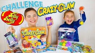 Video CRAZY CLAW CHALLENGE !!! SURPRISES ou JELLY BELLY  ? - Jeu de société Machine à Pinces MP3, 3GP, MP4, WEBM, AVI, FLV November 2017