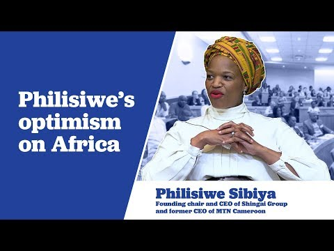 Philisiwe Sibiya's Optimism on Africa