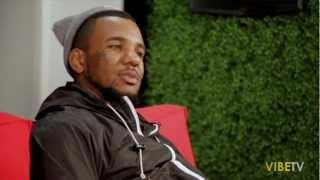 The Game Breaks Down His Beef With Jay-Z