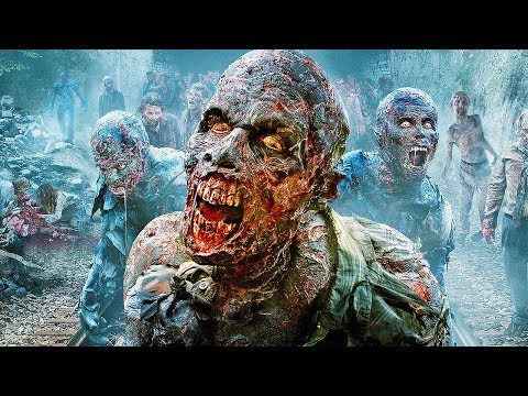 THE WALKING DEAD - Zombies Movie All Cinematic Cutscenes