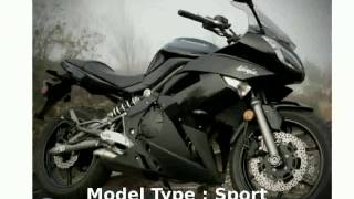6. 2009 Kawasaki Ninja 650R -  superbike Top Speed