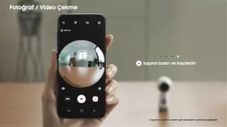 Samsung Gear360 - Fotoğraf/Video Çekme ve Görüntüleme