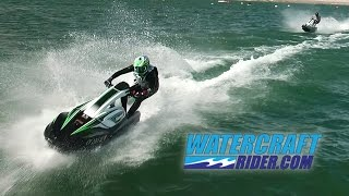 7. 2017 Kawasaki SX-R On The Water
