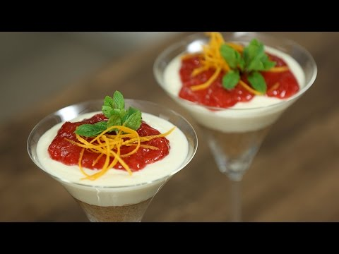 Instant No Bake Cheese Cake – Valentine's Day Special – The Bombay Chef – Varun Inamdar