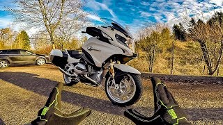 6. Epic 2018 BMW R1200RT!! • Surprise Footage at End! | TheSmoaks Vlog_780