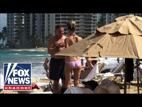 The government shutdown is now the longest in history as the Dems party on the beach